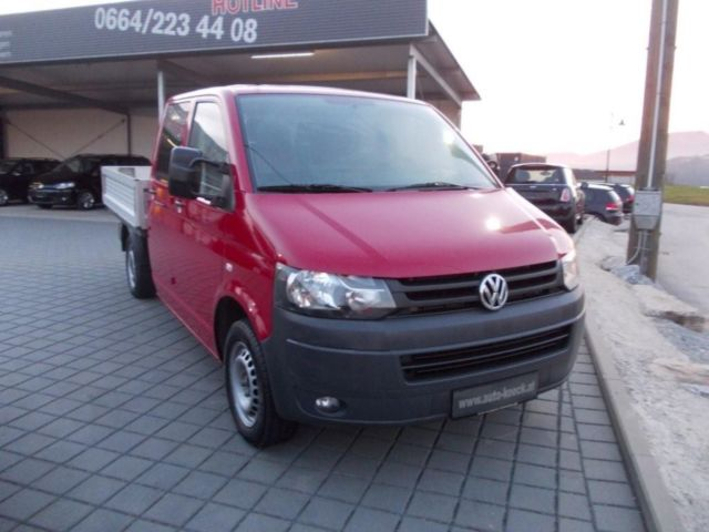 volkswagen t5 doka pritsche 4m kima exp 14590. Black Bedroom Furniture Sets. Home Design Ideas