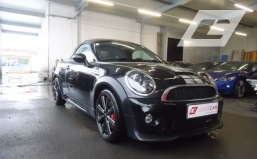 MINI John Cooper Works Roadster Autom. Exp € 19990.-