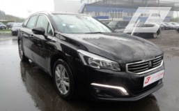 "Peugeot 508 SW Business-Line ""NAVI"" € 7250.-"