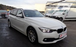 "BMW 318d Touring Advantage ""AHV"" € 8490.--"