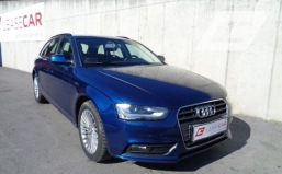 Audi A4 Avant Attraction 11490,-*