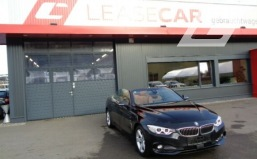 BMW Cabrio 420d Luxury Line
